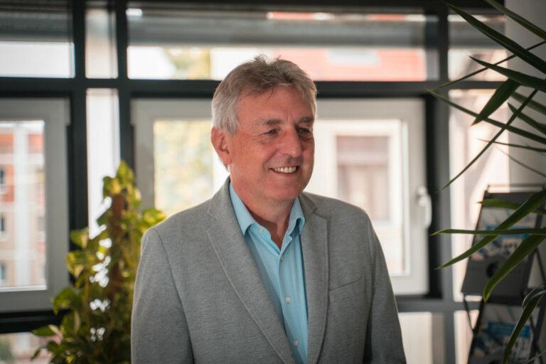 Leiter Vertrieb Yard Management Uwe Laqua